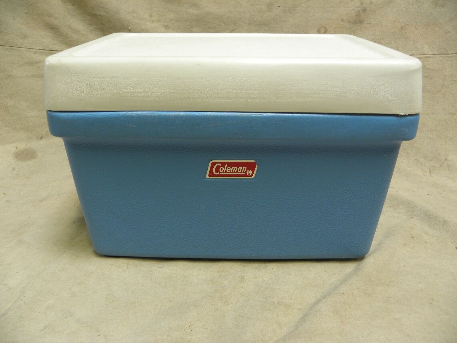 Vintage COLEMAN Metal Handle Plastic  Cooler Dated 5 1975 (A15)  save up to 80%