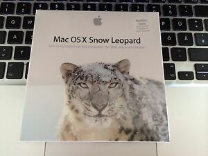 Neu-Apple-Mac-OS-X-10-6-3-Snow-Leopard-5-Lizenzen-Retail-Vollversion-deutsch
