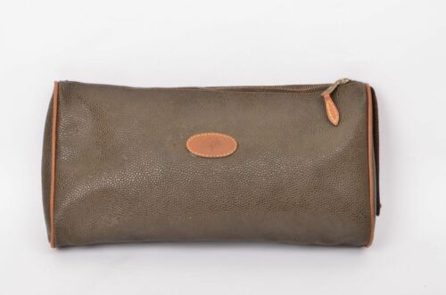 VINTAGE MULBERRY  COSMETIC BAG