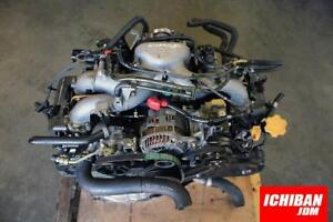 Details about SUBARU FORESTER LEGACY OUTBACK 1999-05 2 0 ENGINE REPLACES  EJ25 EJ253 1 JDM UNIT