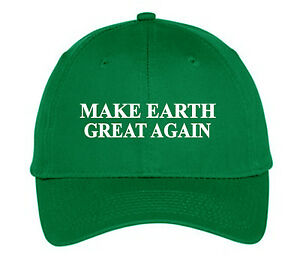 Make-Earth-Great-Again-Green-Hat-Cap-Bill-Maher-Real-Time-Science-Climate-March