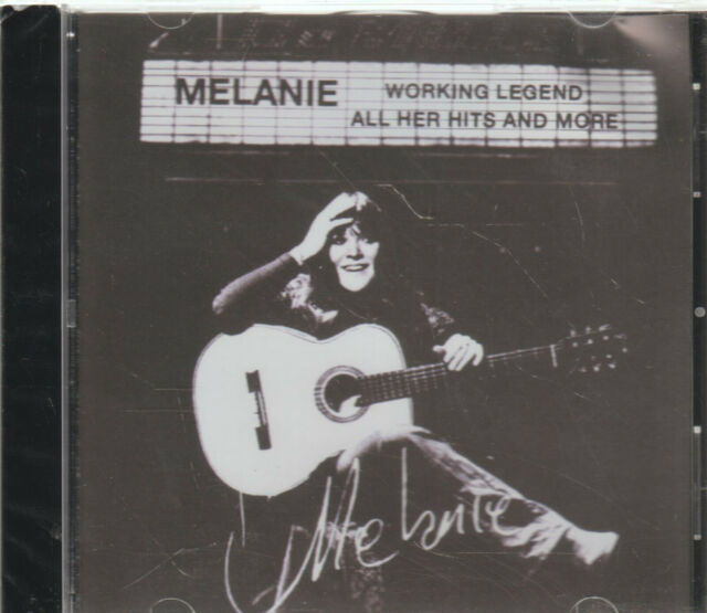 Working Legend: All Her Hits & More... by Melanie (CD, Apr-2012, Possum)