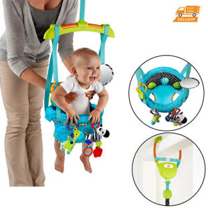 62bdc7881eac Baby Activity Jumper Bumper Doorway Hanging Chair Secure Bouncer ...