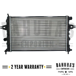 MANUAL-RADIATOR-FOR-VAUXHALL-ASTRA-G-MK4-ZAFIRA-A-1-4-1-6-1-8-2-2-WITH-AIR-CON