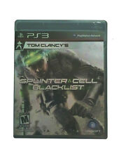 Tom Clancy's Splinter Cell Blacklist - Playstation 3, (PS3)