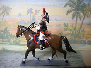 Tres Beau Cavalier Garde Republicain Au Sabre Lg Fabrication Lucotte