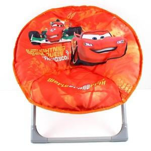 Image Is Loading Kids Gift Relax Cars Moon Red Chair Lightning