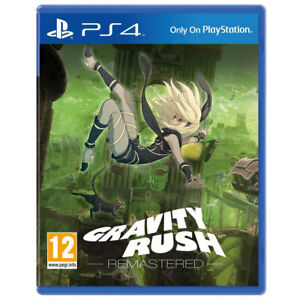 Gravity-Rush-Playstation-Sony-Ps4-New-Remastered-PS-4-Game-Sealed