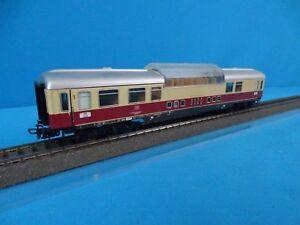 Marklin-4090-DB-TEE-Express-Coach-Red-Ivory-1-kl-TIN-PLATE