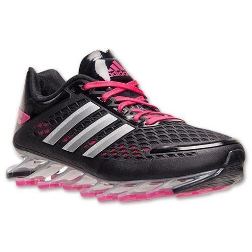 adidas springblade 2 preto com rosa