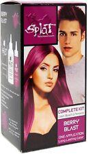Splat Hair Dye Squad Harley Quinn Joker Multiple Colours With Comic In