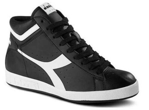 P Uomo Alte Stan Game Pelle Sneakers Smith Scarpe High Donna Diadora Nero  Casual Iq5wa0w 769afc4171d