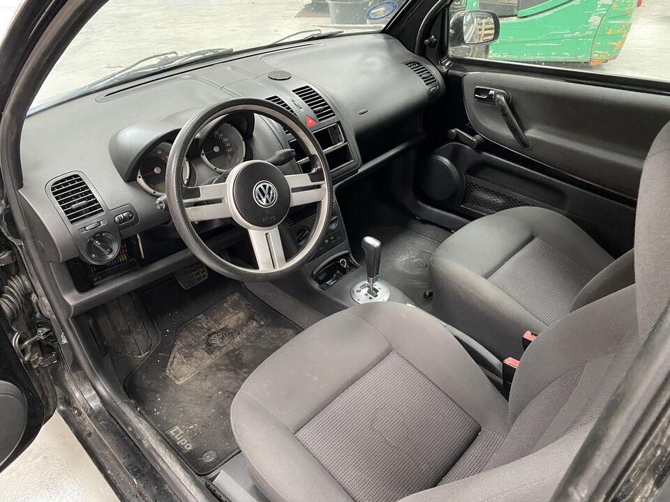VW LUPO sælges i dele
