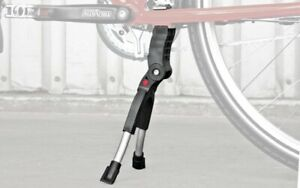 Bike-Stand-Hebie-E-Bike-Double-Leg-Kickstand-Propstand-Centre-Bipod-700c-Wheel
