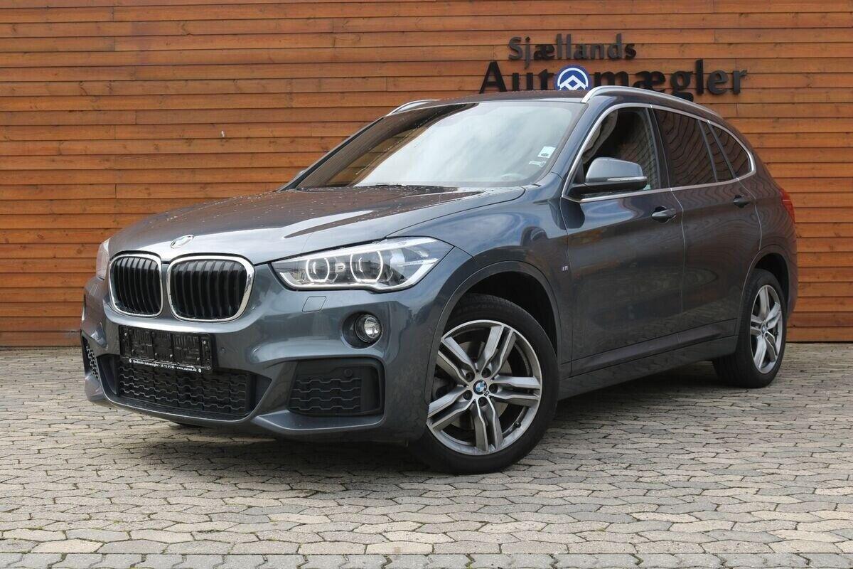 BMW X1 2,0 xDrive20d M-Sport aut. 5d - 1.996 kr.