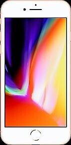 iPhone 8, GB 8, hvid