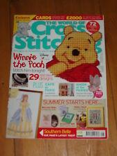 World of Cross Stitching Magazine Issue 86 No Gift - Winnie the Pooh, Paris