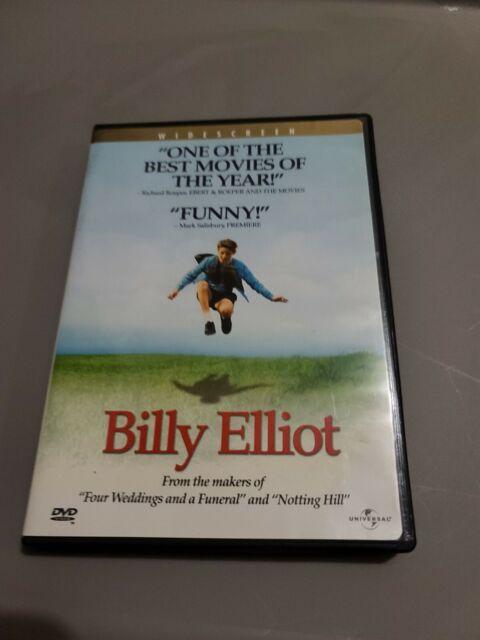 Billy Elliot (DVD, 2001), Widescreen