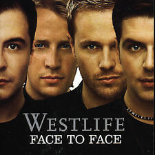 Westlife-Face to Face  CD NEW