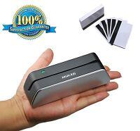 Mini Msr X6 Smallest Usb Magnetic Stripe Credit Card Reader Writer Encoder 3 Tk