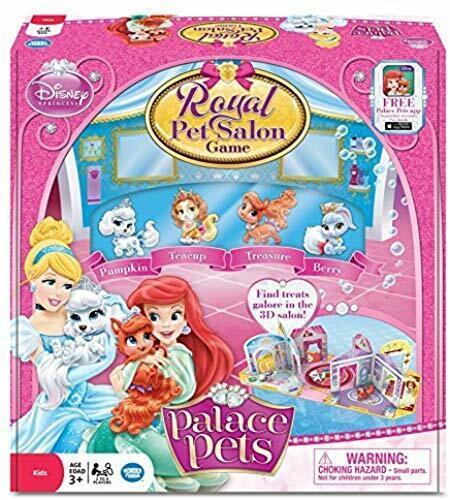 Princess Palace Pets Royal Pet Salon Game