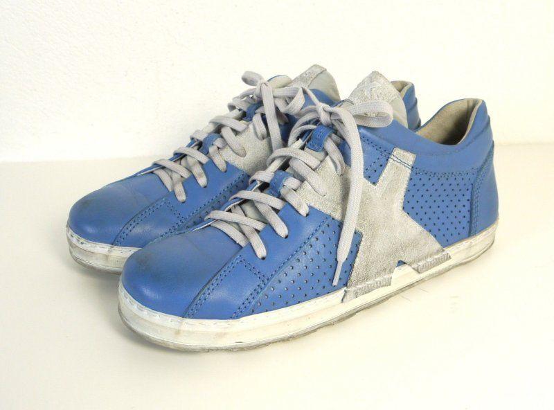 OXS Basket Baltimora Riva Sneaker Grau Blau Grau Sneaker Gr. 37 (SR17) 8a5682