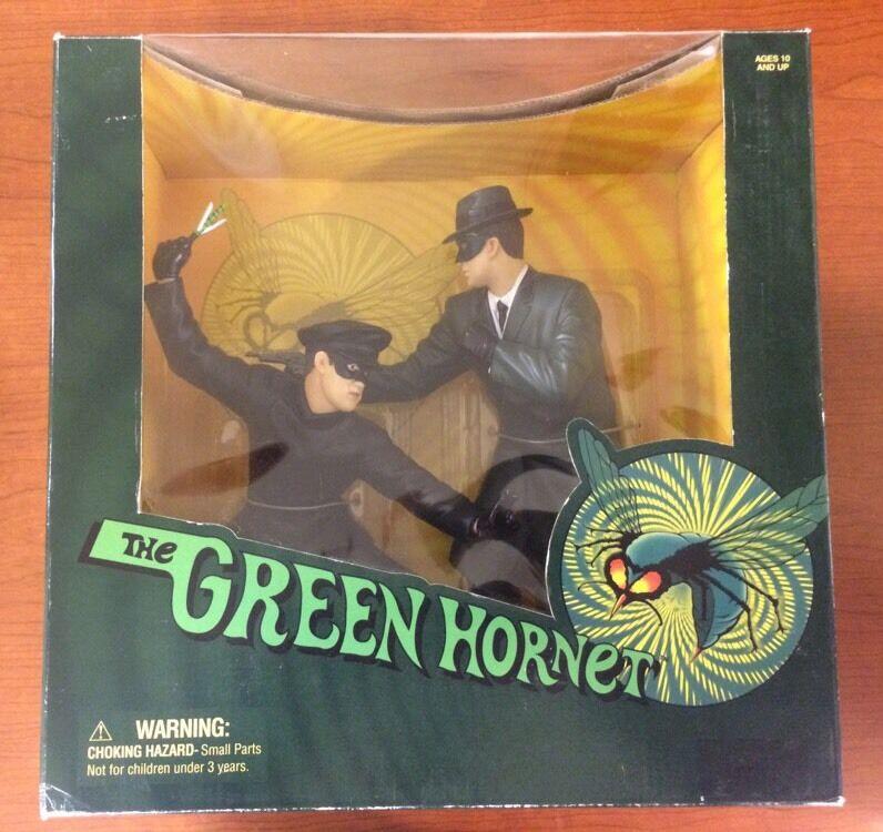 Le Frelon Vert et Kato Collectors Box Set by Sideshow à grande échelle NOUVEAU