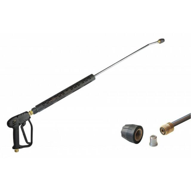 HD Düse 1m für Kränzle Kärcher HD Hochdruckreiniger A Pistole mit Strahlrohr