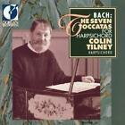 Cembalotoccaten BWV 910-916 von Colin Tilney (2010)