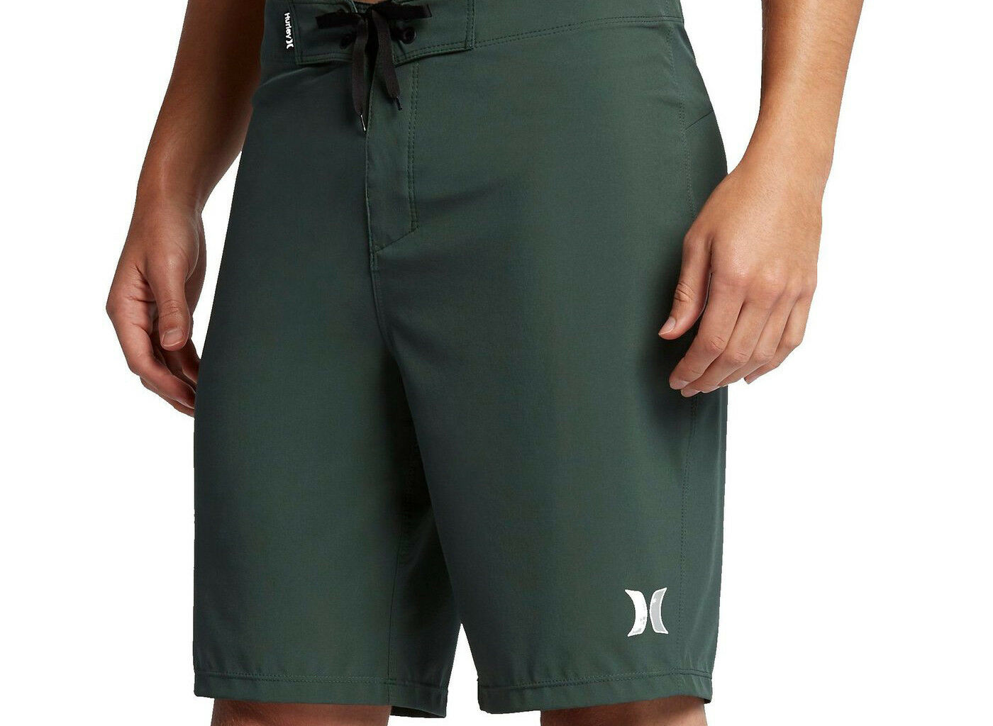 Hurley One and Only Boardshort (32) Vintage Green