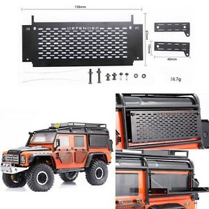 Openable-Tool-Box-Body-Table-For-1-10-TRAXXAS-TRX4-D90-D110-Land-Rover-Defender