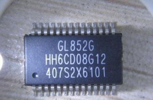 Chip 1 un. nuevo GL852 GL852G USB pequeño esbozo Circuito Integrado - 28