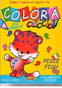 Colora Cuccioli Che Allegria - Salvadeos - Libro Nuovo In Offerta! Grandes VariéTéS