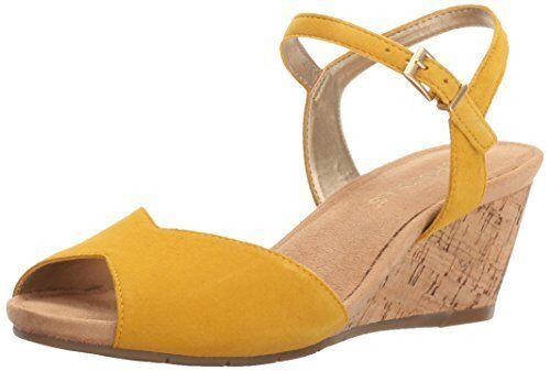 Aerosoles Aerosoles Aerosoles Womens Cupcake Wedge Sandal- Pick SZ color. ae7b82