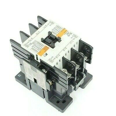 FUJI ELECTRIC SC-N3 STARTER CONTACTOR SC65BAA USED FREE SHIPPING