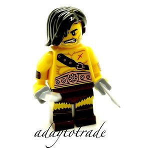 Lego Collection Mini Figure Series 11 Barbarian - 71002-1 COL163 R24