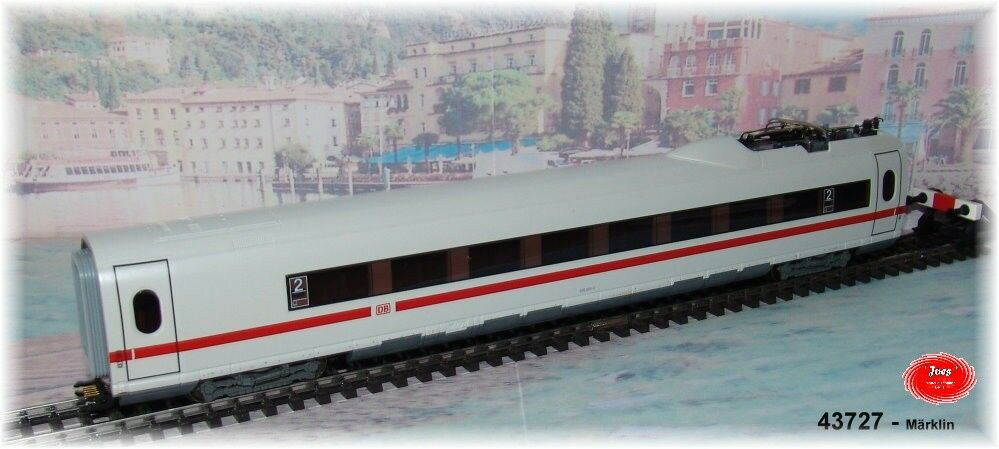 Märklin  43727- Mittelwagen zum Modell des ICE 3.  NEU in OVP   | Neues Produkt