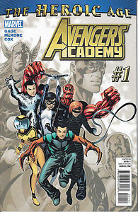 THE-HEROIC-AGE-AVENGERS-ACADEMY-N-1-Albo-in-Americano