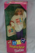 Details about  /Little Debbie Barbie /& FAO Schwarz Shopping Spree Barbie
