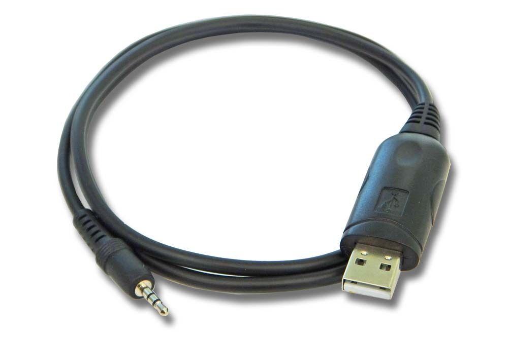 Cable de programación para Motorola CP040, CP125, CP140, CP150, CP160, CP180