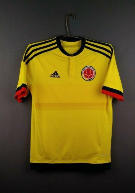 2fa19ed704ecd 4.5/5 Colombia kit jersey kids 15-16 y. 2015 2017 home shirt M62782 Adidas  ig93