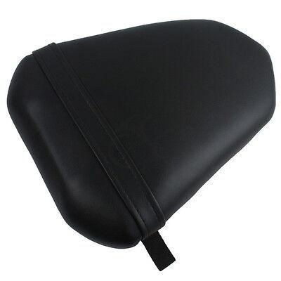 Black Rear Passenger Pillion Seat Fit Yamaha Yzf R1 Yzf R1