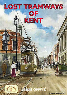 Lost Tramways of Kent-ExLibrary