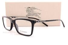 Brand New BURBERRY Eyeglass Frames BE 2126 3001 Black For Men Size 54