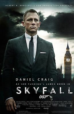 James Bond Skyfall Stream