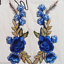 1-Pair-Rose-Flower-Applique-Badge-Embroidered-Iron-Sew-on-Floral-Patch-Dress-NEW thumbnail 13