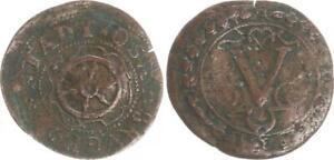 Osnabruck-5-Pfennig-1625-Schon-sehr-Fine-26338