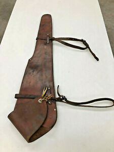 BS4-vintage-Idaho-Leather-Co-803-24-Leather-Side-Scabbard-RH-Bolt-36-034-L