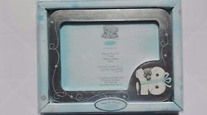 Me to You tatty teddy bear Silver 18th Birthday Frame Large  G01F0017 - <span itemprop='availableAtOrFrom'>Rotherham, United Kingdom</span> - Me to You tatty teddy bear Silver 18th Birthday Frame Large  G01F0017 - <span itemprop='availableAtOrFrom'>Rotherham, United Kingdom</span>