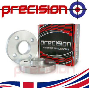 1-Pair-of-Hubcentric-20mm-Alloy-Wheel-Spacers-for-Fiat-UNO